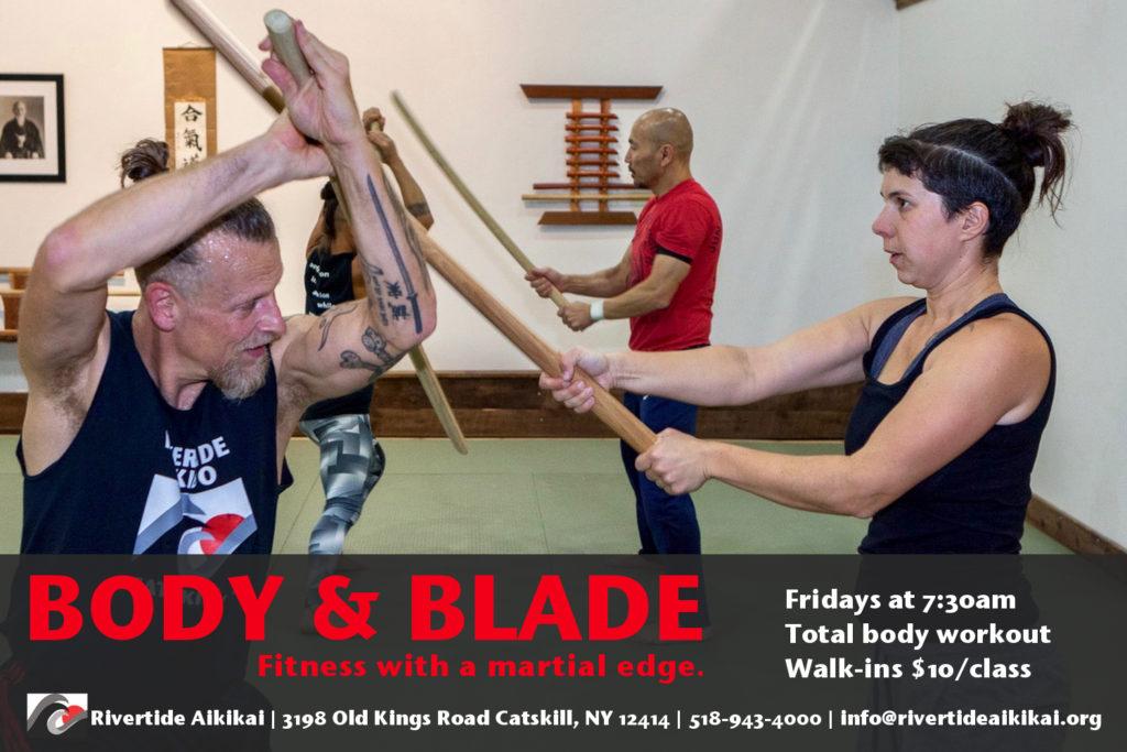 Body & Blade Fitness Class